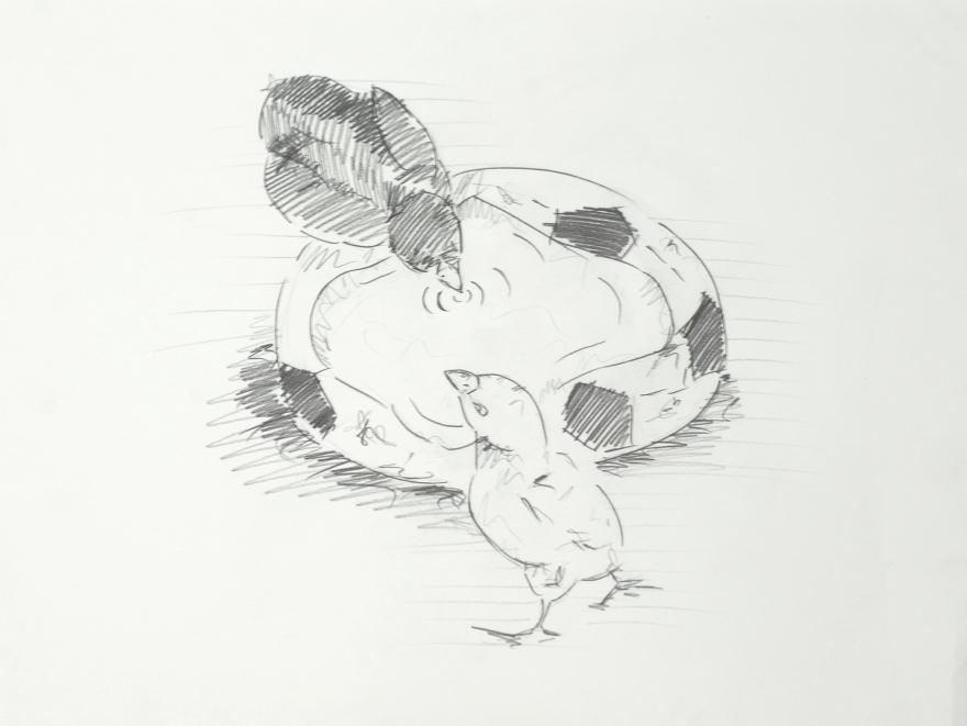 Bebedero para pollos de Rodrigo González Castellanos