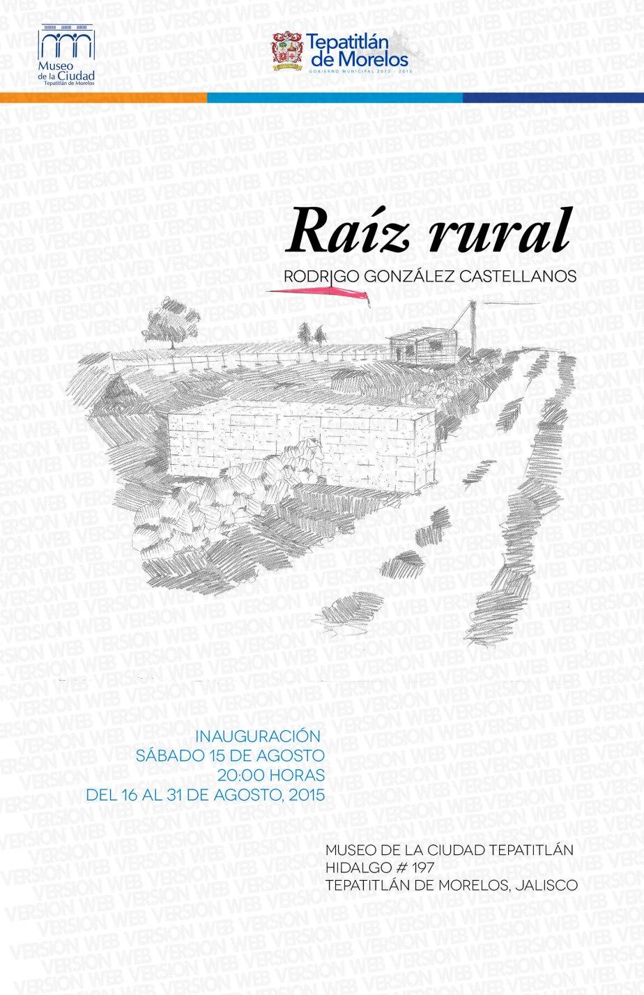 Exposición Raíz Rural
