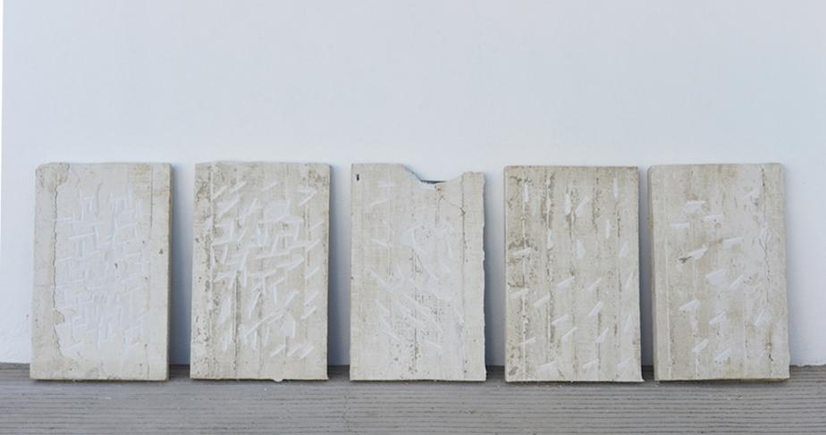 concreto blanco
