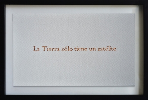 Serie reinterpretación de la Tierra a la Luna, Julio Verne de Rodrigo González Castellanos