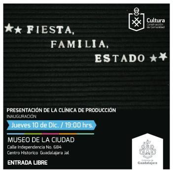Cartel Fiesta, Familia, Estado