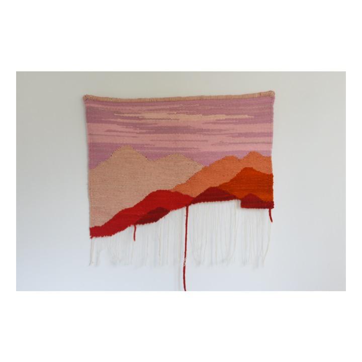 Montañas sin terminar, Rojo de Rodrigo González Castellanos