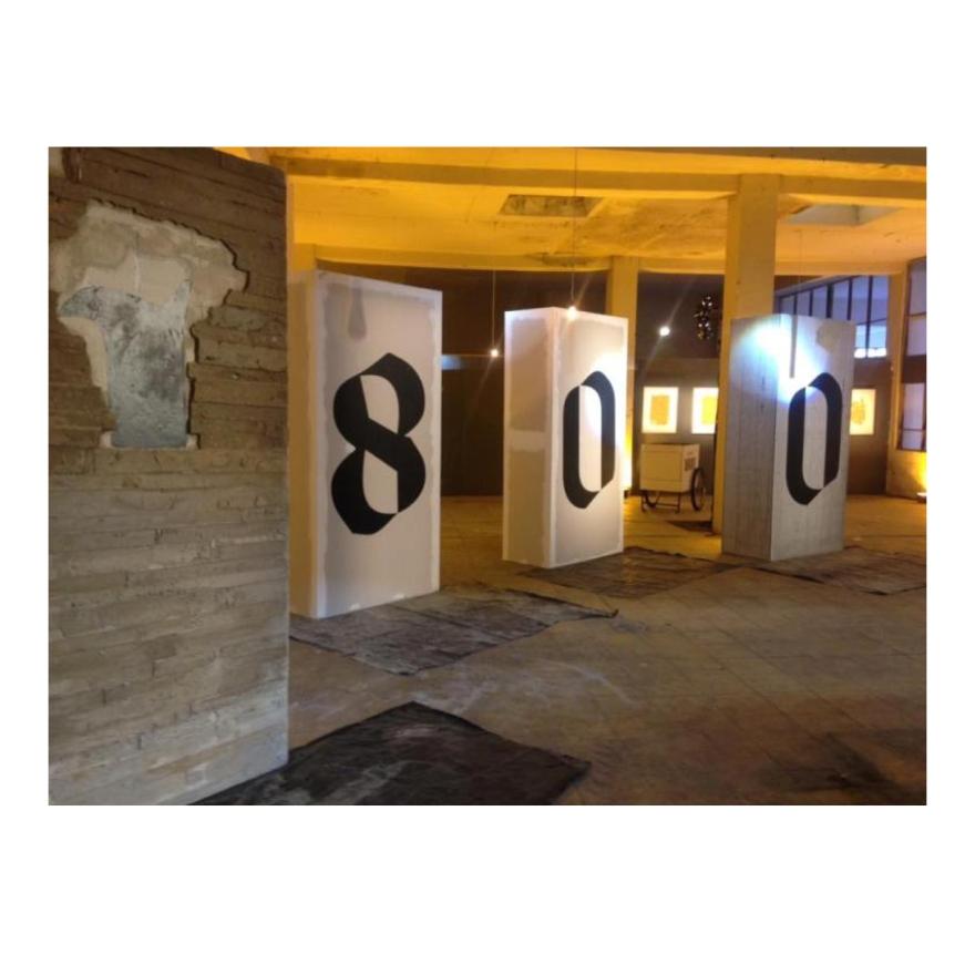 Exposición 5 sentidos de Rodrigo González Castellanos