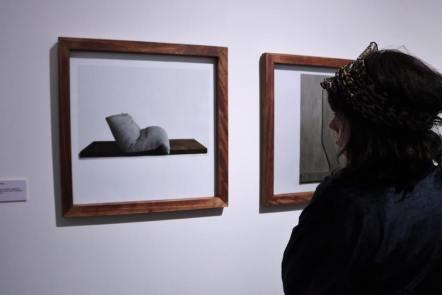 Imagen cortesía Museo de Arte Raúl Anguiano_Exposición Quetzalcoatl_obra Rodrigo González Castellanos