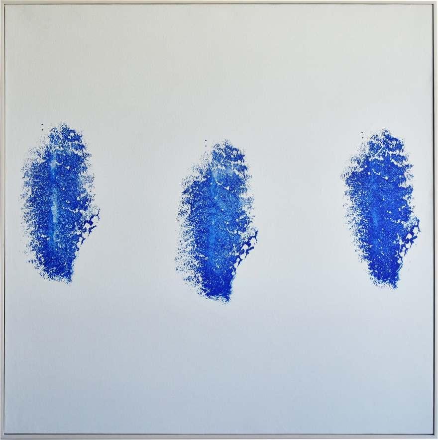 Lana (manchas azules) de Rodrigo González Castellanos