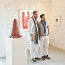 Obra de Rodrigo González Castellanos en Arte Careyes Salón Emergente
