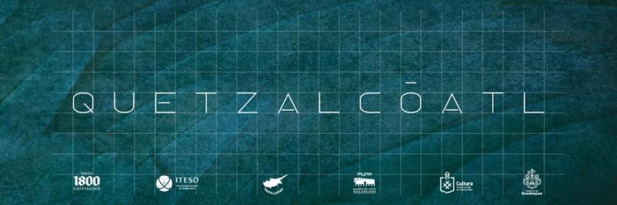 Poster Quetzalcoatl